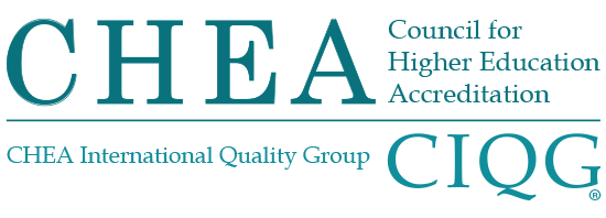 Council for Higher Education Accreditation logo